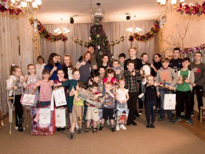 Новогодние подарки Детским домам Тверской области